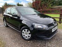 USED 2010 60 VOLKSWAGEN POLO 1.2 S 5d 60 BHP LOW MILEAGE , PART EXCHANGE TO CLEAR