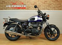 2015 TRIUMPH BONNEVILLE NEWCHURCH 865CC ROADSTER RETRO £5295.00