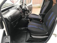USED 2012 62 FIAT FIORINO 1.3 16V MULTIJET S.X 75 BHP **NO VAT**