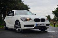 USED 2014 14 BMW 1 SERIES 1.6 116I SPORT 3d 135 BHP Fantastic Looking Car