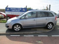 USED 2010 10 VAUXHALL ZAFIRA 1.6 ENERGY 5d 113 BHP Service History. New MOT & Full Service Done on purchase + 2 YEARS FREE MOT TEST & 2 YEARS FULL SERVICE'S INCLUDED. 3 Months Russell Ham Quality Warranty . All Car's Are HPI Clear . Finance Arranged - Credit Card's Accepted . for more cars www.russellham.co.uk  + Spare Key & Owners Book Pack.