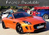 2013 JAGUAR F-TYPE 3.0 V6 S 2d AUTO 380 BHP £33333.00