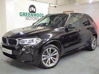 USED 2014 64 BMW X5 3.0 30d M Sport Auto xDrive (s/s) 5dr
