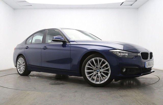 2016 66 BMW 3 SERIES 2.0 320D ED PLUS 4d AUTO 161 BHP