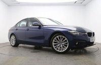USED 2016 66 BMW 3 SERIES 2.0 320D ED PLUS 4d AUTO 161 BHP Sat Nav- Leather Interior