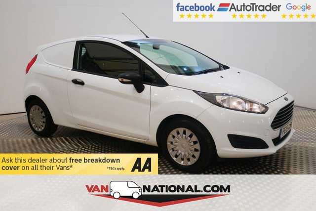 USED 2015 15 FORD FIESTA 1.6 ECONETIC TDCI 94 BHP *AIR CON * 1 OWNER* * A/C * STOP/START * 1 OWNER*