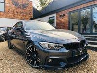 USED 2016 16 BMW 4 SERIES 2.0 430I M SPORT 2d 248 BHP