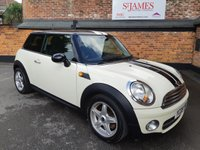 2009 MINI HATCH COOPER 1.6 COOPER D CHILI Pack £2990.00