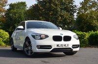 USED 2015 15 BMW 1 SERIES 1.6 116I SPORT 5d 135 BHP Super Spec Super Looks