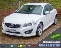 2012 VOLVO C30 2.0 R-DESIGN LUX 3d 143 BHP £6937.00