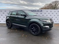 USED 2012 61 LAND ROVER RANGE ROVER EVOQUE 2.2 SD4 PURE 4x4 4WD FIVE DOOR AUTO 190 BHP LEATHER
