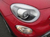 USED 2015 65 FIAT 500X 1.6 MULTIJET CROSS PLUS 5d 120 BHP
