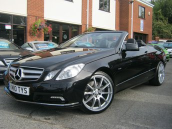 2010 MERCEDES-BENZ E CLASS 2.1 E250 CDI BLUEEFFICIENCY SE 2d AUTO 204 BHP £SOLD