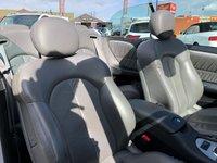 USED 2007 56 MERCEDES-BENZ CLK 1.8 CLK200 KOMPRESSOR SPORT 2d AUTO 161 BHP *LEATHER, 18'' AMG ALLOYS, STUNNING CAR!*