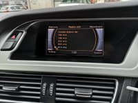USED 2012 12 AUDI A4 2.0 TDI Black Edition 4dr BLACK EDITION+S LINE!!