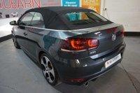 USED 2013 L VOLKSWAGEN GOLF 2.0 GTI Cabriolet DSG 2dr DSG, DRL + XENONS, 28K F/S/H