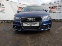 USED 2013 13 AUDI A1 1.4 TFSI Sport Sportback 5dr SPORT+CLIMATE+LOW MILES