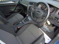 USED 2014 14 VOLKSWAGEN GOLF 1.2 TSI BlueMotion Tech S DSG (s/s) 5dr Full VW History, Bluetooth