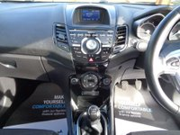 USED 2014 64 FORD FIESTA 1.0 EcoBoost Titanium (s/s) 3dr 1 Owner, DAB, Bluetooth