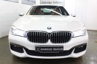USED 2017 67 BMW 7 SERIES 3.0 730Ld M Sport Auto (s/s) 4dr SKY LOUNGE PAN ROOF! VAT Q!