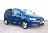 2012 VOLKSWAGEN TOURAN 1.6 SE TDI BLUEMOTION TECHNOLOGY 5d 103 BHP £4350.00