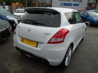 USED 2016 16 SUZUKI SWIFT 1.6 SPORT 3d [134] + 1 OWNER
