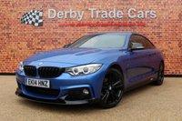2014 BMW 4 SERIES 2.0 420D M SPORT 2d AUTO 181 BHP £14490.00