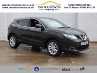 USED 2014 14 NISSAN QASHQAI 1.2 ACENTA PREMIUM DIG-T 5d 113 BHP Nissan Dealer History NAV DAB Buy Now, Pay Later Finance!