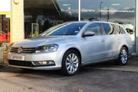 USED 2013 63 VOLKSWAGEN PASSAT 2.0 HIGHLINE TDI BLUEMOTION TECHNOLOGY DSG 5d AUTO 139 BHP