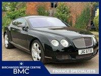 2004 BENTLEY CONTINENTAL 6.0 GT 2d AUTO 550 BHP £24995.00