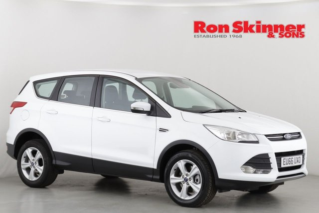 View our 2016 66 FORD KUGA 2.0 ZETEC TDCI 5d 148 BHP