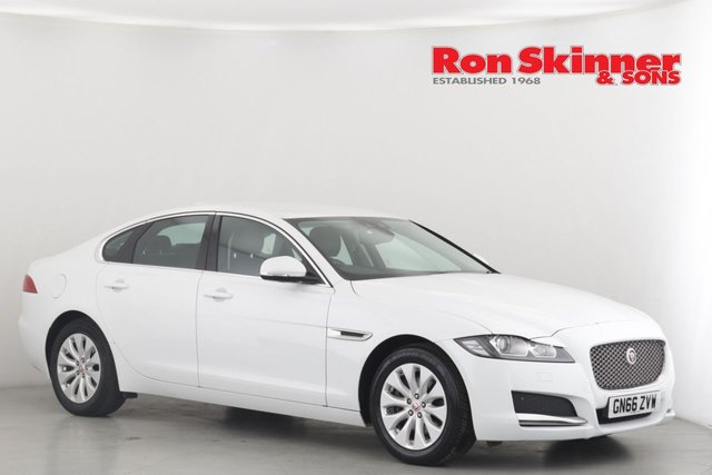 View our 2016 66 JAGUAR XF 2.0 PORTFOLIO 4d AUTO 161 BHP