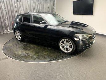 2012 BMW 1 SERIES 1.6 118I SPORT 5d AUTO 168 BHP £8500.00
