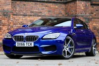 USED 2016 66 BMW M6 4.4 V8 Gran Coupe DCT (s/s) 4dr **NOW SOLD**