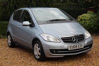 USED 2009 J MERCEDES-BENZ A CLASS 1.5 A150 BLUEEFFICIENCY CLASSIC SE 5d 95 BHP * GREAT VALUE AND GREAT CONDITION *