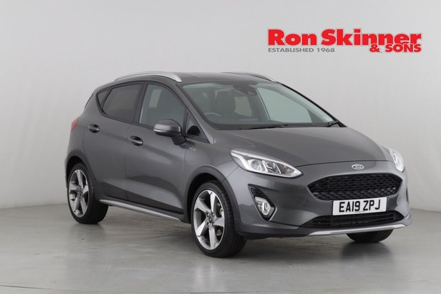 View our 2019 19 FORD FIESTA 1.0 ACTIVE 1 5d 123 BHP