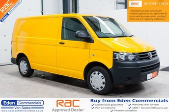 2015 VOLKSWAGEN TRANSPORTER 2.0 T32 TDI EX AA + 6 SPEED +140 +TAILGATE + AIR CON + 4X4 4 MOTION! £11495.00