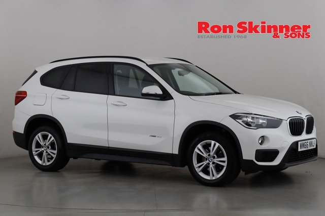 View our 2017 66 BMW X1 2.0 SDRIVE18D SE 5d AUTO 148 BHP