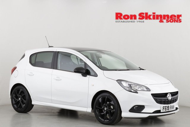 View our 2019 19 VAUXHALL CORSA 1.4 SRI VX-LINE NAV BLACK 5d 89 BHP