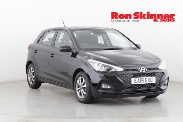 View our 2019 19 HYUNDAI I20 1.2 MPI SE 5d 83 BHP