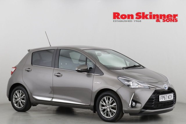 View our 2017 67 TOYOTA YARIS 1.5 VVT-I EXCEL 5d AUTO 73 BHP