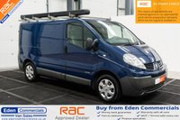 USED 2012 62 RENAULT TRAFIC 2.0 SL27 DCI S/R 1d 115 BHP