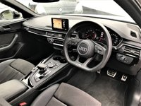 USED 2018 18 AUDI A4 1.4 TFSI BLACK EDITION 4d AUTO 148 BHP