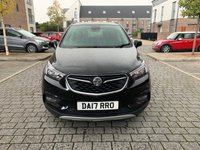 USED 2017 17 VAUXHALL MOKKA X 1.6L ACTIVE S/S 5d 114 BHP BLUETOOTH, SENSORS, NEW SERVICE, LOW MILEAGE, WARRANTY, FINANCE