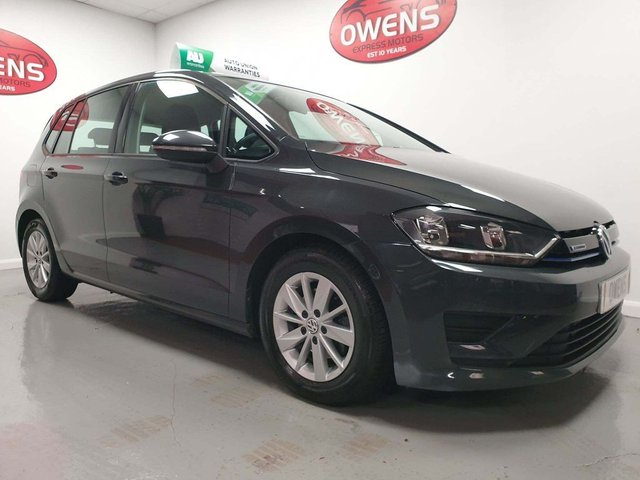 2015 15 VOLKSWAGEN GOLF SV 1.6 TDI BlueMotion (s/s) 5dr