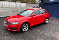 USED 2009 59 AUDI A3 1.6 SPORTBACK MPI TECHNIK 5d 101 BHP Buy with confidence from a garage that has been established  for 26 years.