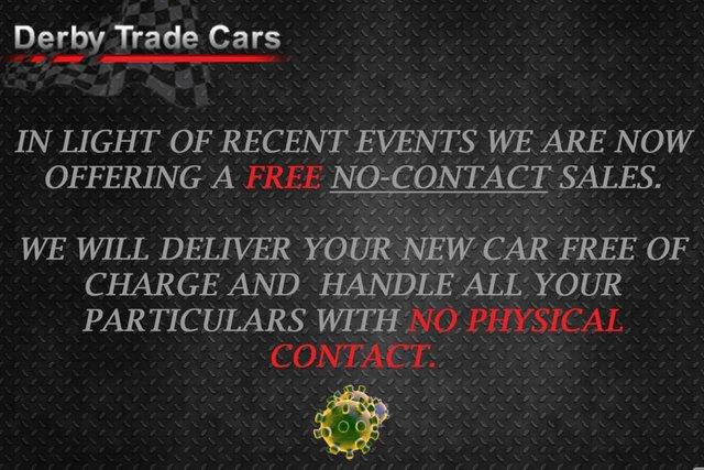 VOLKSWAGEN TRANSPORTER at Derby Trade Cars