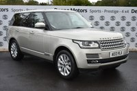 USED 2013 13 LAND ROVER RANGE ROVER 4.4 SDV8 VOGUE SE 5d AUTO 339 BHP REAR ENTERTAINMENT
