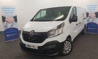 USED 2014 64 RENAULT TRAFIC 1.6 BUSINESS DCI L.W.B  115 BHP LONG WHEELBASE, Low Mileage 46215, Colour Sat Nav, Bluetooth, Rear Parling Sensors, 3 Seats, and more..... ** Drive Away Today** Over The Phone Low Rate Finance Available, Just Call us on 01709 866668 **