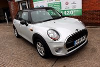 USED 2016 66 MINI HATCH COOPER 1.5 COOPER 5d 134 BHP +ONE OWNER +SERVICED +LOW TAX.